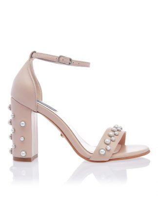 Sandale Megan Pearls mireasa 2018 nunta comanda piele naturala elegante nasa Constanta Romania Pantofi la comanda lucrati manual din piele naturala disponibili pe orice culoare Comanda Online dintr-o gama variata de modele Configureaza-ti noua pereche incaltaminte si fii la moda Sandale de Mireasa