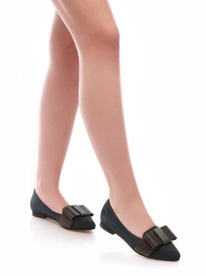 Balerini Lucy Green pantofi incaltaminte la comanda dama femei Constanta Romania Pantofi la comanda lucrati manual din piele naturala disponibili pe orice culoare Comanda Online dintr-o gama variata de modele Configureaza-ti noua pereche de incaltaminte si fii la moda Descopera noua colectie de balerini cu funda