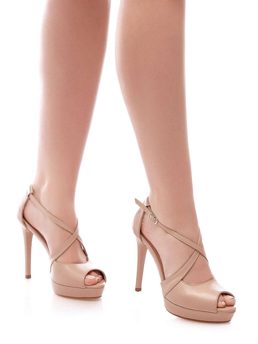 Sandale Sophia Dama Comanda Online Nunta Pantofi Mireasa Piele