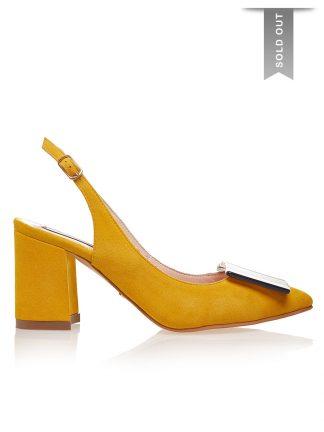 Sanda Yellow Giulia GEMELLI 2018 Ocazie Comanda Toc Patrat Piele naturala elegante nasa Constanta Romania Pantofi la comanda lucrati manual din piele naturala disponibili pe orice culoare Comanda Online dintr-o gama variata de modele Configureaza-ti noua pereche incaltaminte Fii la moda Sandale cu Toc