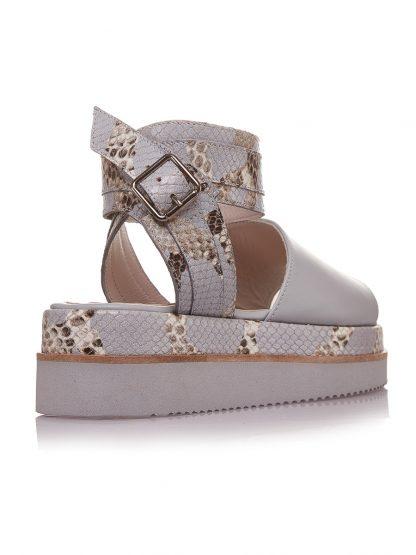 Sandale la comanda lucrate manual din piele naturala disponibili pe orice culoare Sanda Vara Piele Naturala GEMELLI 2018 SANDALE Sarpe Online
