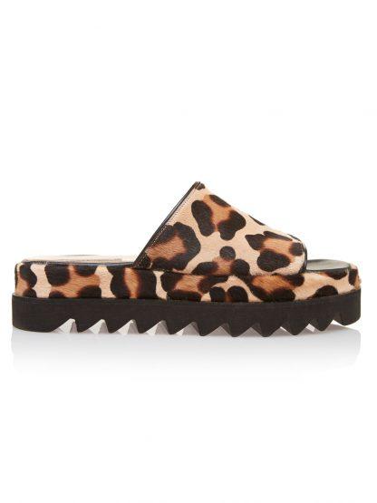 Sandale la comanda lucrate manual din piele naturala disponibili pe orice culoare Sanda Vara GEMELLI 2018 Piele Ponei SANDALE Animal Print