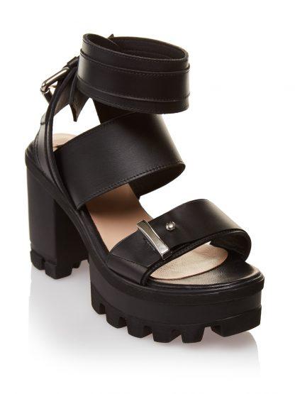 Pantofi la comanda orice culoare Configureaza-ti noua pereche Wedges Negri Vatarama Piele Naturala Fashion Gemelli Shoes Vara 2018 Constanta