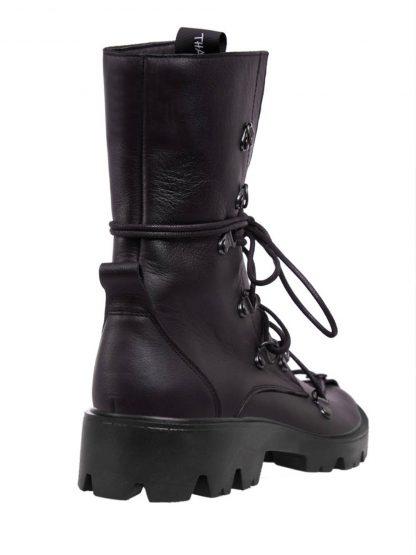 Configureaza-ti noua pereche de Ghete Gemelli. Descopera colectia Fashion de Ghete Negre Piele Naturala GEMELLI Shoes Amazing Fall Toamna