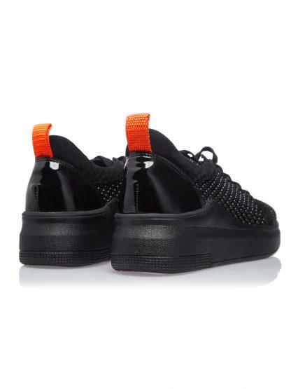 Convers Tesa Dama Negru Piele Naturala GEMELLI Shoes Constanta 2019 Comanda Online dintr-o gama variata de modele Configureaza-ti noua pereche