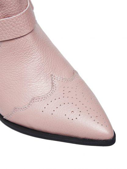 Gheata Casual Piele Naturala GEMELLI SHOES Incaltaminte Comanda 2019 dama Constanta Romania Pantofi la comanda lucrati manual din piele naturala disponibili pe orice culoare