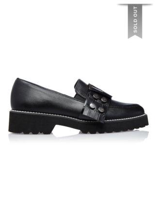 Mocasin Moris Dama Negru Piele Naturala GEMELLI Shoes Constanta 2019 Comanda Online dintr-o gama variata de modele Configureaza-ti noua pereche