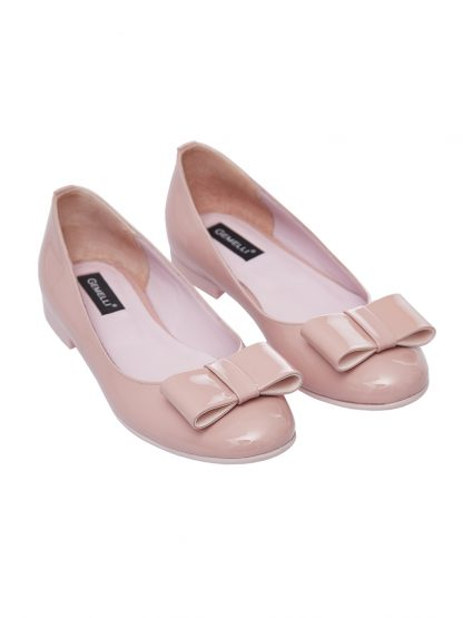 Cauti Balerini de Dama din Piele Naturala Colectia Primavara Vara? Comanda Balerini Dama Rose Piele Naturala Gemelli Shoes Constanta Comanda