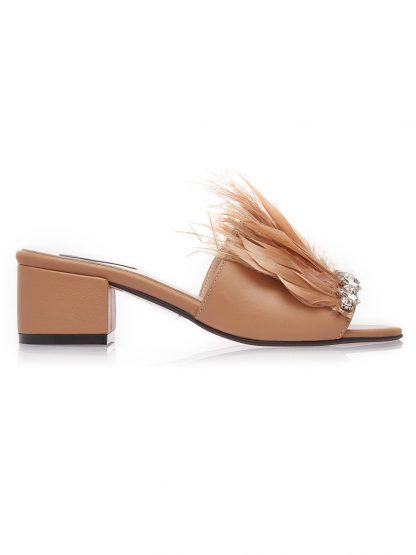 Sandale Joase Elegante Pene Aplicatii Piele Naturala GEMELLI Shoes | Comanda Pantofi la comanda lucrati manual din piele naturala de calitate.