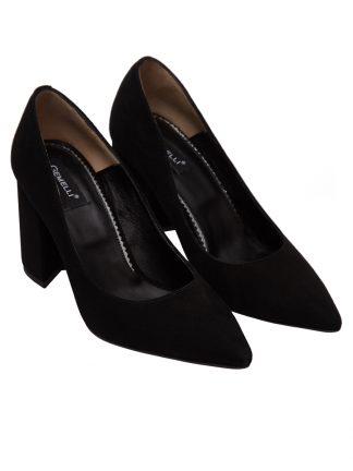 Pantofi Eleganti Negri Piele Naturala Comozi GEMELLI Shoes Online Constanta Romania Pantofi la comanda lucrati manual din piele naturala disponibili pe orice masura