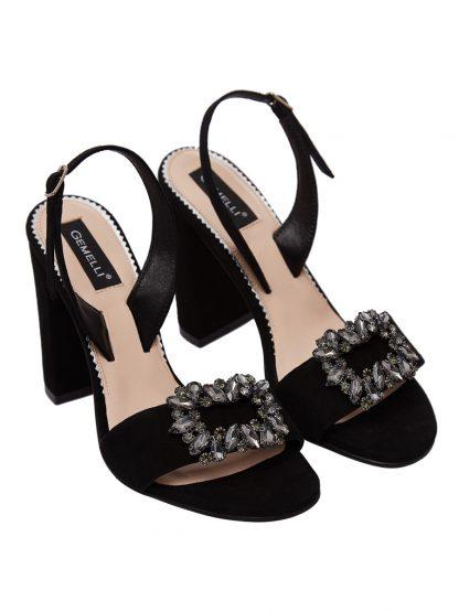 Sanda Eleganta Oprah Piele Intoarsa Comanda GEMELLI Shoes Vara naturala elegante Constanta Romania Pantofi la comanda lucrati manual din piele naturala