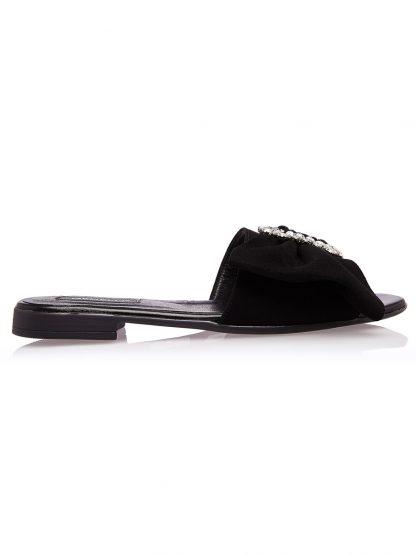 Sandale la comanda lucrate manual din piele naturala disponibili pe orice culoare Sanda Joasa Papuc Vara Piele Naturala GEMELLI Fashion Dama