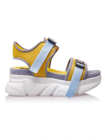 Sandale de Vara Moderne Fashion Comode disponibile pe Orice Culoare Sanda Casual Balbena Fashion Vara GEMELLI SANDALE Casual Online Colectia 2019