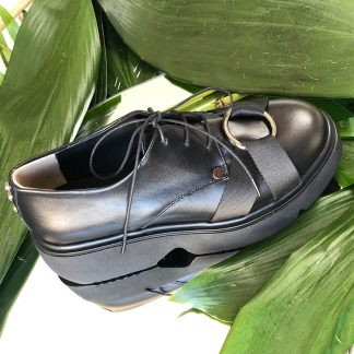 Oxford Negru Piele Naturala cu Siret GEMELLI Shoes Romania Comanda Online dintr-o gama variata de modele Configureaza-ti noua pereche