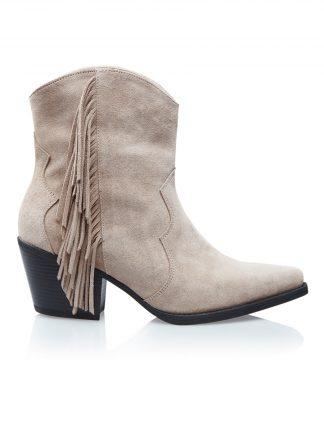 Ciocate Beige Casual Piele Intoarsa Naturala GEMELLI SHOES Constanta Romania Pantofi la comanda lucrati manual cu maiestrie din piele naturala