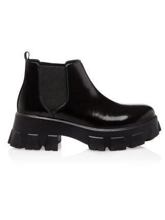 Ghete Casual Negre Piele Naturala Lacuita Toamna Iarna GEMELLI Shoes Online Toamna sport casual lucrati manual disponibili pe orice culoare